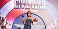 Wawancarai Aktor Captain America: Civil War, Ayu Dewi Cantik Berkemban
