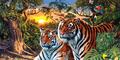 Yuk Temukan 16 Harimau di Gambar Ini
