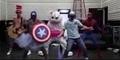 Backstreet Boys Terjangkit Harlem Shake
