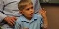 Bocah Tuna Rungu Berusia 3 Tahun Dengar Suara Ayah untuk Pertama Kalinya