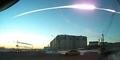 Meteor Jatuh dan Meledak di Rusia