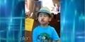 Nyanyikan Grenade, Kai Bocah 4 Tahun Saingi Fatin