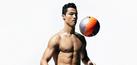Foto Tubuh Atletis Cristiano Ronaldo di Pemotretan Majalah Men's Health