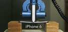 Bending Test: iPhone 6, HTC M8, LG G3 & Galaxy Note 3 Hancur