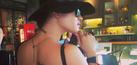 Foto-foto Julia Perez Pamer Punggung Seksi di Bali