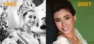 Foto: Apasra Hongsakula, Miss Universe 1965 Asal Thailand yang Awet Muda