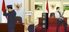 Foto Meme Ucapan Selamat untuk Presiden Jokowi