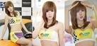 Foto Model Cantik dan Seksi Korea Selatan Hwang Mi Hee