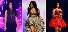 8 Gaun Seksi Nicki Minaj di MTV EMA 2014