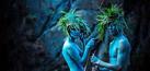 Pasangan Tiongkok ini Foto Prewedding Bugil ala Avatar