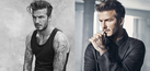 David Beckham Tampil Seksi & Macho Jadi Model H&M