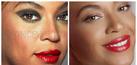 Foto Wajah Asli Beyonce Tanpa Editan, Jerawatan dan Tak Mulus!