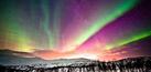 Foto Aurora Australis di Langit Australia dan Selandia Baru
