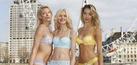 3 Model Cantik Keliling London Pakai Lingerie Seksi Heidi Klum