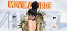 Bai Ling Pakai Kostum Naga Seksi di MTV Movie Awards 2015