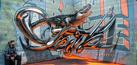 Graffiti Ilusi Optik Mengagumkan Karya Sergio Odeith