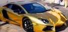 Mewahnya Mobil Berlapis Emas dan Berlian di Dubai