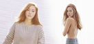 Hot! Jessica Eks SNSD Topless di Majalah Beauty+