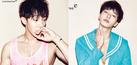 Kikwang Beast Pamer Perut Six Pack Seksi di Majalah Ceci