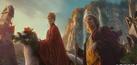 Kocak! Saat Tokoh Kera Sakti & Lord of The Rings Menuju ke Barat