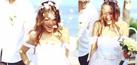 Foto Pernikahan Romantis Nadia Vega-Jorik Dozy di Bali