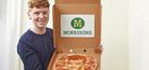 Pizza Berbentuk Wajah David Beckham Hingga Simon Cowell