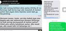 Foto Balasan Kocak SMS Penipuan