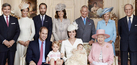 Foto Pembaptisan Charlotte, Putri Kate Middleton-Pangeran William