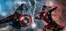 Foto Anggota Tim Captain America VS Iron Man di Civil War