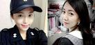 Model Cantik & Seksi Kim Miso Kini Jadi Polwan