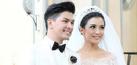 Foto Pemberkatan Pernikahan Glenn Alinskie-Chelsea Olivia di Gereja Katedral