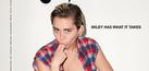 Foto Makin Liar, Miley Cyrus Bugil & Pakai Sex Toys di Majalah Candy