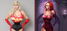 Pixee Fox, Wanita Yang Terobsesi Miliki Tubuh Seperti Jassica Rabbit