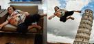 18 Foto Editan Wanita Tertidur di Mal Bikin Ketawa Sampai Mules