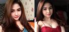 Foto: Aldira Chena, Barbie Seksi Asal Medan