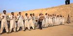 Video Latihan 100 Militan Baru ISIS di Irak