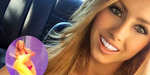 Bra Miss Beverly Hills Chanelle Riggan Lepas Saat Sesi Bikini