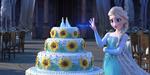 Pesta Kejutan Meriah untuk Anna di Trailer Frozen Fever