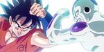 Goku VS Frieza di Trailer Dragon Ball Z: Fukkatsu no F