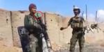 Video Sniper Afganistan Tembak Kaleng di Bahu Temannya