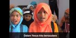 Kristenisasi di Kelud, Bocah Muslim Nyanyi Lagu Nasrani