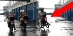 Video Polisi Brasil Sempoyongan Naik Motor Jadi Lelucon