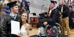 Lumpuh 5 Tahun, Mahasiswa Mendadak Bisa Jalan Saat Wisuda