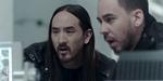 Steve Aoki & Linkin Park Hadapi Zombie di Video Klip Darker Than Blood