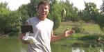 Video Mancing Ikan Pakai Drone