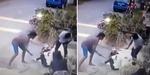Suami Sadis Pukuli Istri di Jalan Sampai Sekarat
