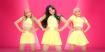 AOA Cream Cantik Ala Sailormoon di MV I'm Jelly Baby