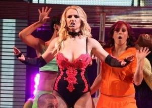 Konser di Meksiko, Britney Spears tampil Seksi