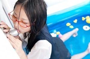 'Door Knob Girl' Trend Baru Pose Seksi di Jepang