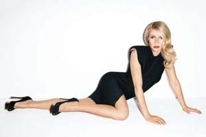 Anggun dan Seksi, Gwyneth Paltrow di Majalah Harper Bazaar